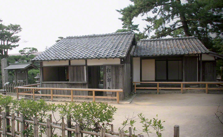 Shokasonjuku Academy stands much as it did over 100 years ago, except for re-roofing in 1985. The Shoin Shrine was built in 1907 in the nominated area.