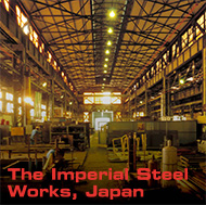 The Imperial Steel Works, Japan