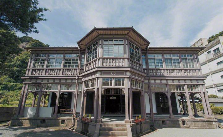 旧鹿児島紡績所技師館(1867年)
