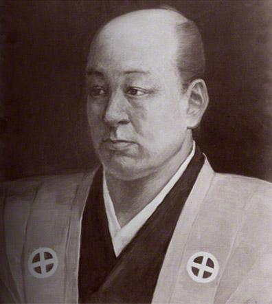島津斉彬(1809-1858年)。薩摩藩藩主。日本で最初の工業地帯を作り、日本の近代化を成し遂げた開明君主の一人として知られています。