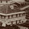 鹿児島紡績所と技師館の古写真(1872年)