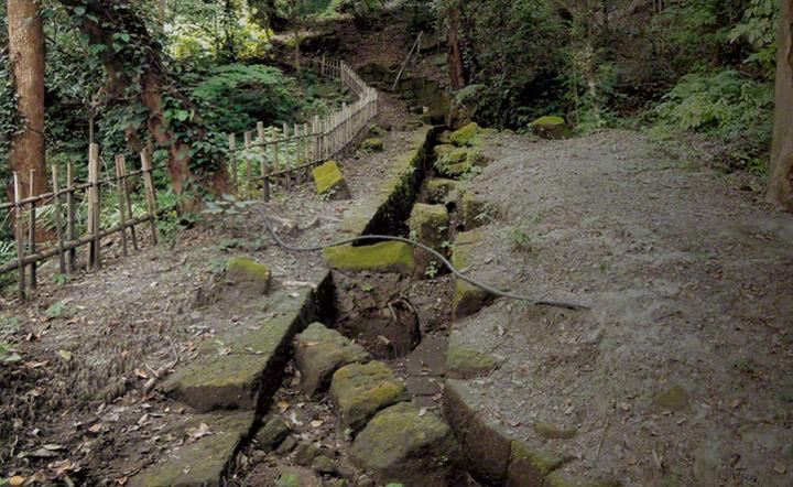 関吉の疎水溝の画像 p1_12