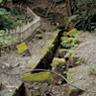 関吉の疎水溝、集成館口