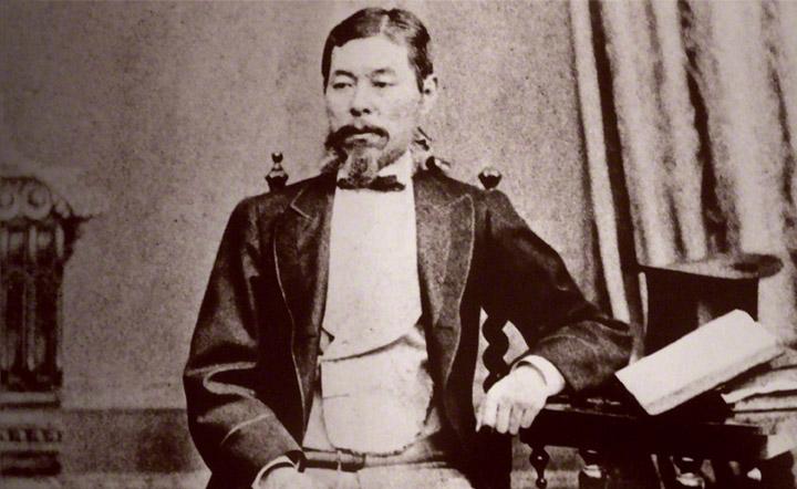 大島高任(1826 年-1901 年),「日本近代製鉄の父」