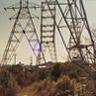 三池炭鉱専用鉄道敷。