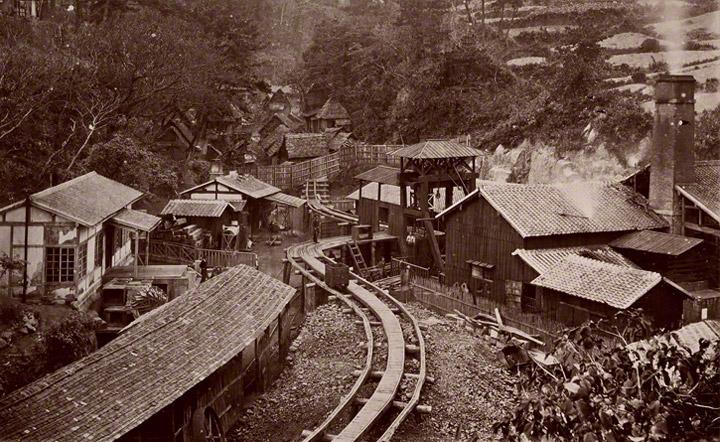 高島炭坑|長崎|ストーリー&サイト|明治日本の産業革命遺産