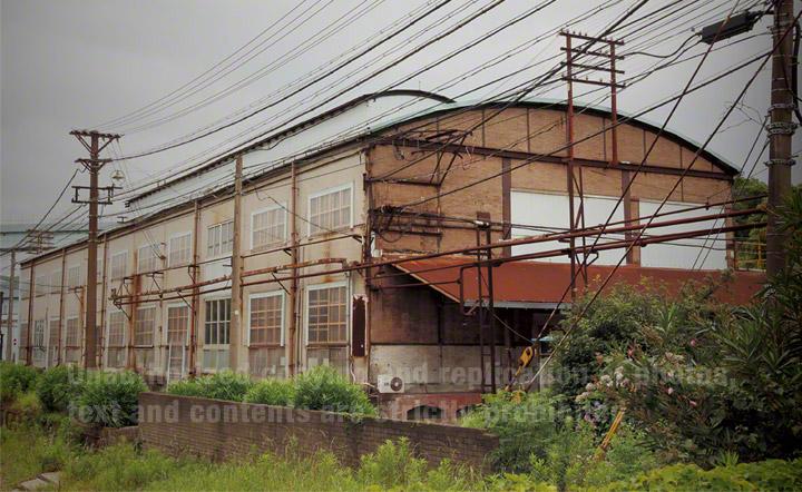 官営八幡製鐵所旧鍛冶工場